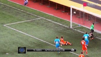 ФК «Новосибирск-М»: первая игра, первый гол, первая победа. 5 июля 2019 года