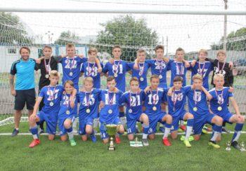 «Новосибирск-2005» выиграл Кубок России в зоне МОО СФФ «Сибирь»