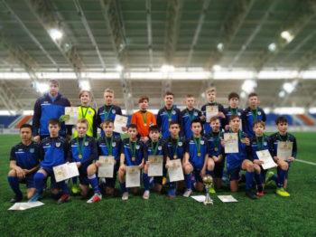 ФК «Новосибирск-2007» выиграл междугородний Турнир